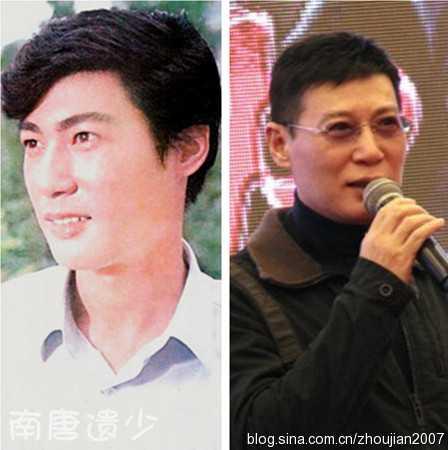 洪汪宝_胡亚捷与张丰毅 80年代最帅男演员今昔对比照 - 最爱八卦网