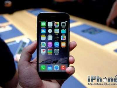 苹果手机触屏不灵敏 iPhone6触摸屏幕失灵