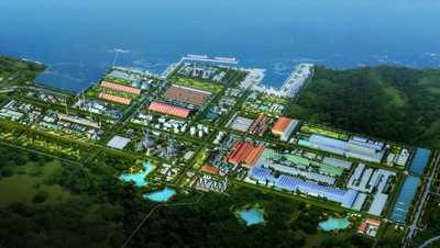 宝钢湛江钢铁二期规划 宝钢湛江钢铁基地总体设计和规划